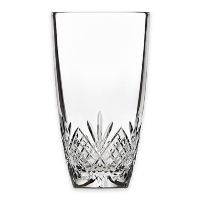 Godinger Dublin Reserve 10-Inch Crystal Vase