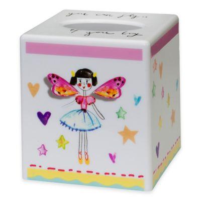 Faerie Princesses Boutique Tissue Box Cover