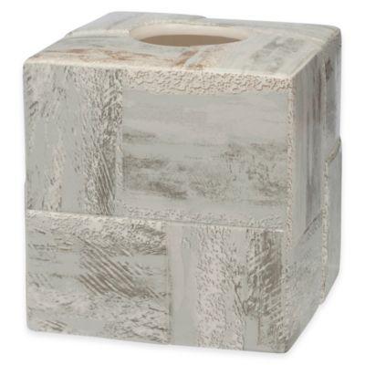 Quarry Ceramic Boutique Tissue Box Cover