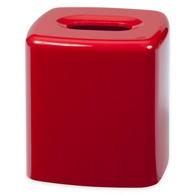 Red Plastic Covers