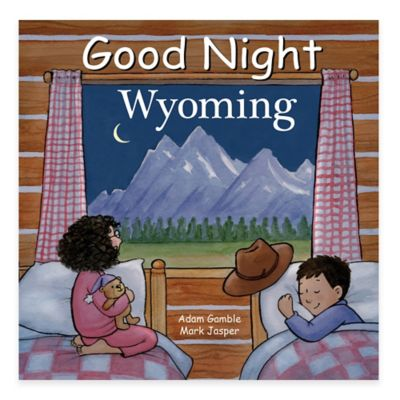 """Good Night Wyoming"" Board Book"