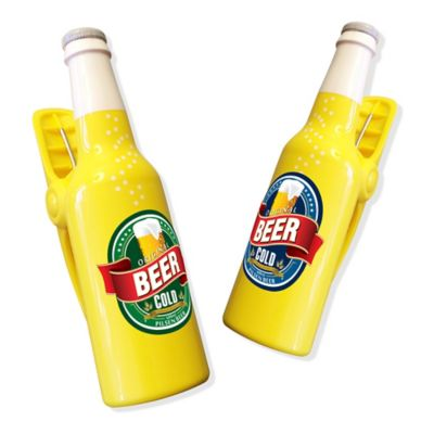 Boca Clips® Beer Bottle (Set of 2)