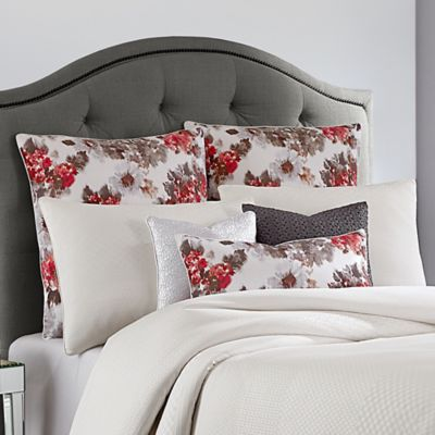 Wamsutta® Elsa Standard Pillow Sham in White
