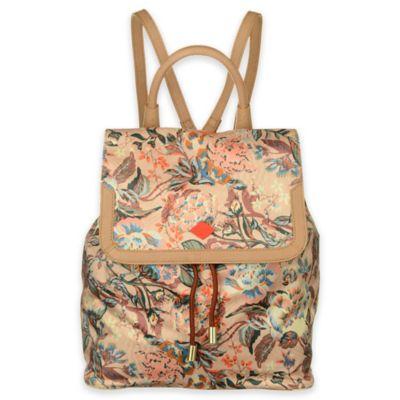Oilily® Spring Blossom Backpack in Hazel Rose