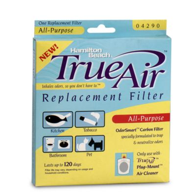 True Air™ Plug-Mount™ Odor Eliminator Replacement Filter