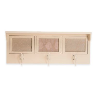 Glenna Jean 3-Opening Photo Hanger Shelf