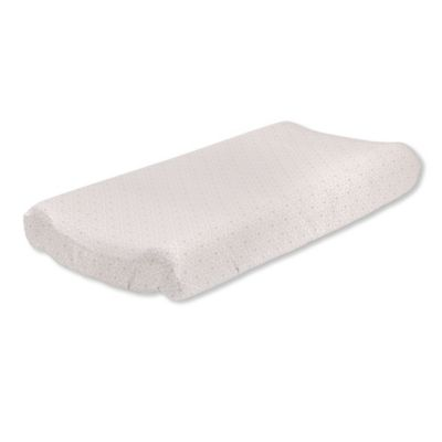 The Peanut Shell Charlotte Changing Pad Cover