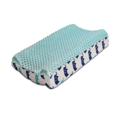 The Peanut Shell® Mosaic Changing Pad Cover