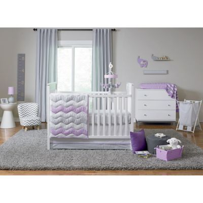 Happy Chic Baby by Jonathan Adler Emma 4-Piece Crib Bedding Set