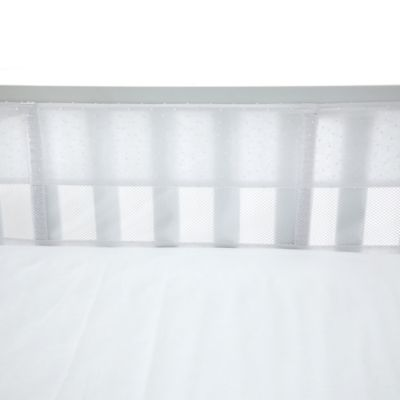 carter's® Lily Secure-Me Mesh Crib Liner