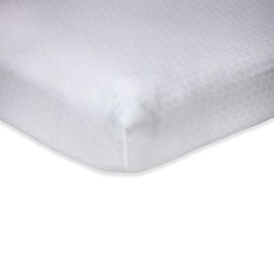 carter's® Lily Fitted Crib Sheet