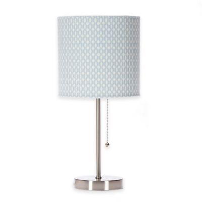 Glenna Jean Twiggy Mod Lamp Base with Shade
