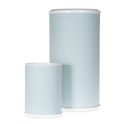 Glenna Jean Twiggy Hamper and Wastebasket Set