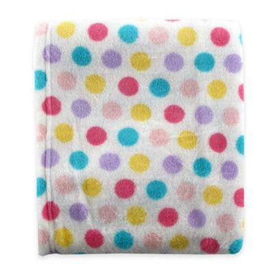 Coral Fleece Baby Blankets