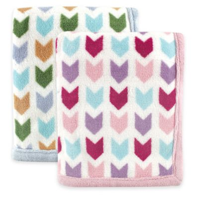 Baby Vision Fleece Blanket