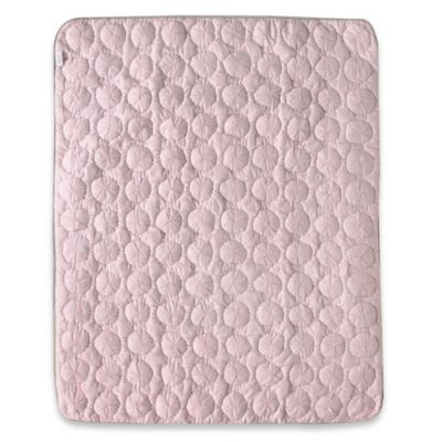 CoCaLo® Pinwheel Quilted Comforter in Pink