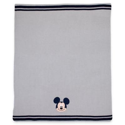 Disney® Mickey Knit Blanket