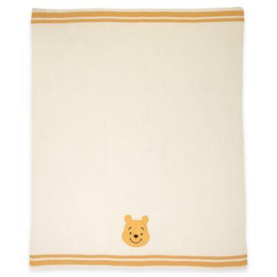 Disney® Pooh Knit Blanket