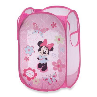 Disney® Minnie Simply Adorable Pop-Up Hamper