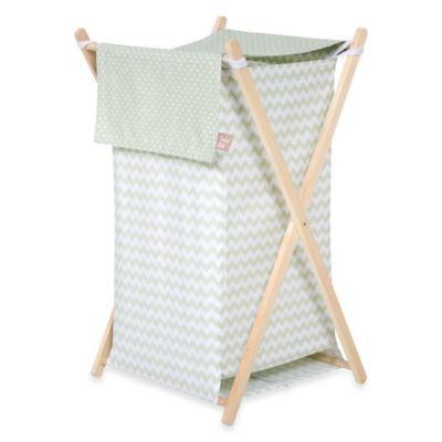 Trend Lab® Sea Foam Hamper