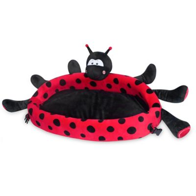 Lulyboo® Toddler Ladybug Lounge Play Mat