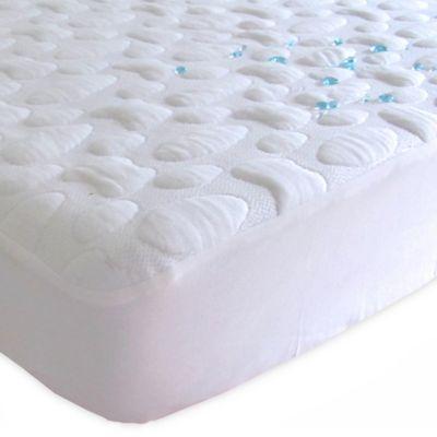 Forty Winks™ Pebble-Puff™ Tencel® Lyocell® Full Mattress Pad