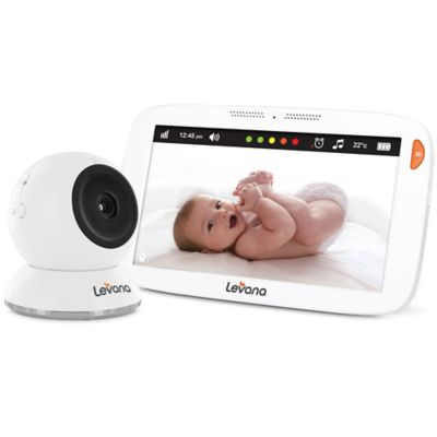 buy levana keera 3 5 inch digital baby video monitor from bed bath beyond. Black Bedroom Furniture Sets. Home Design Ideas