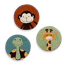 NoJo® Jungle Tales 3-Piece Wall Hanging