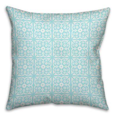 Medallion Decorative Pillow