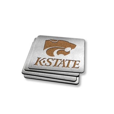 Kansas State University Boasters (Set of 4)
