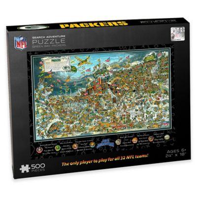 NFL Green Bay Packers Joe Journeyman 500-Piece Puzzle