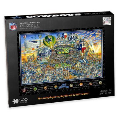 NFL Journeyman Puzzle