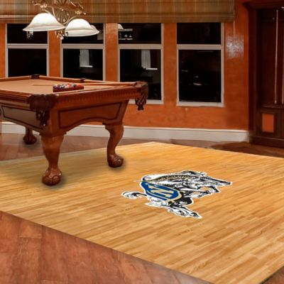 Navy Foam Fan Floor