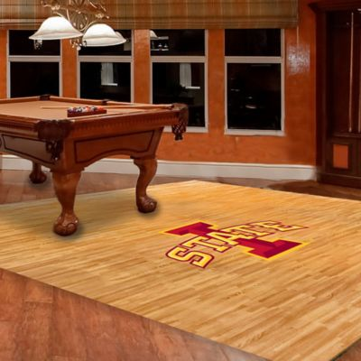 Iowa State University Foam Fan Floor