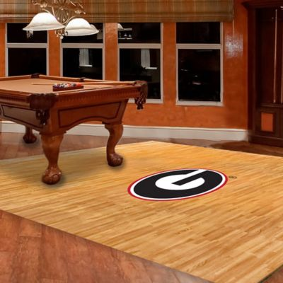 University of Georgia Foam Fan Floor