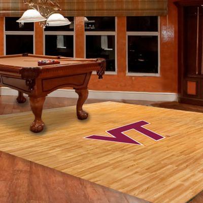 Virginia Tech Foam Fan Floor