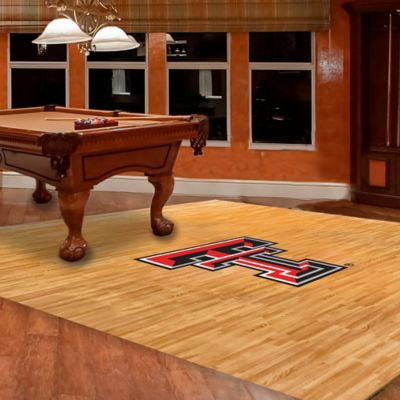 Texas Tech University Foam Fan Floor
