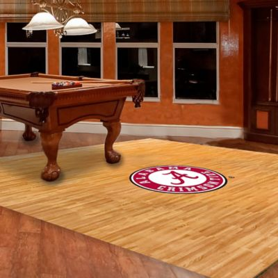 University of Alabama Foam Fan Floor