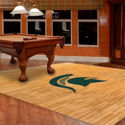 Michigan State University Foam Fan Floor