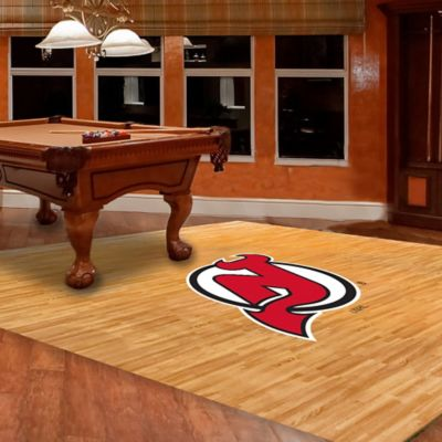 NHL New Jersey Devils Foam Fan Floor