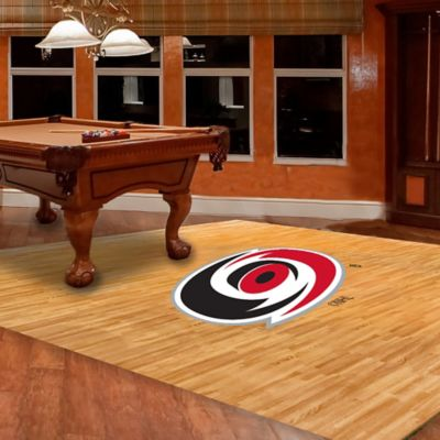 NHL Carolina Hurricanes Foam Fan Floor
