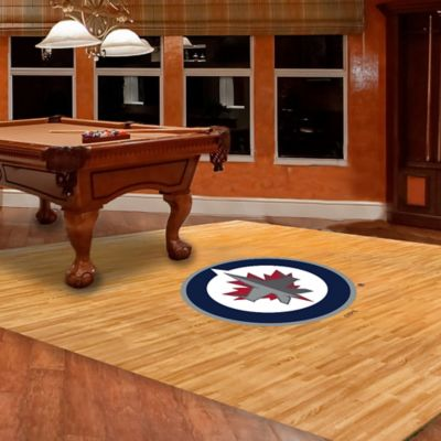 NHL Winnipeg Jets Foam Fan Floor