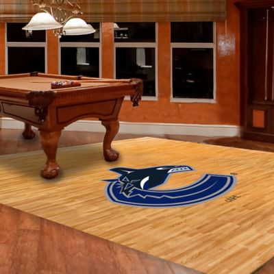 NHL Vancouver Canucks Foam Fan Floor
