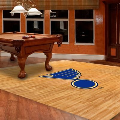 NHL St. Louis Blues Foam Fan Floor