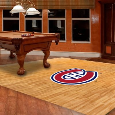 NHL Montreal Canadiens Foam Fan Floor