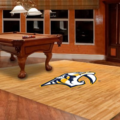NHL Nashville Predators Foam Fan Floor