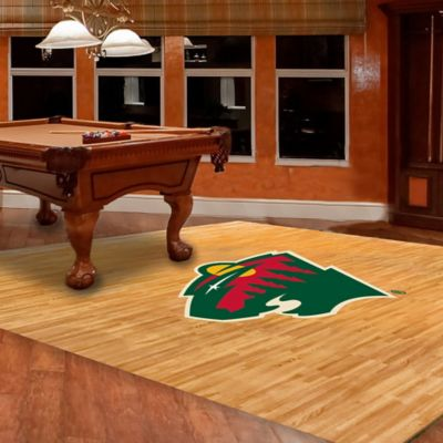NHL Minnesota Wild Foam Fan Floor
