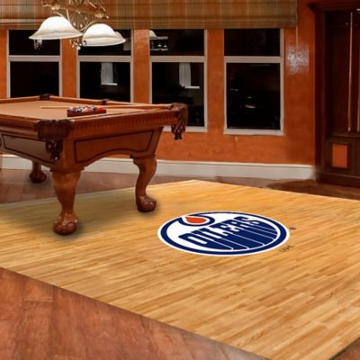 NHL Edmonton Oilers Foam Fan Floor
