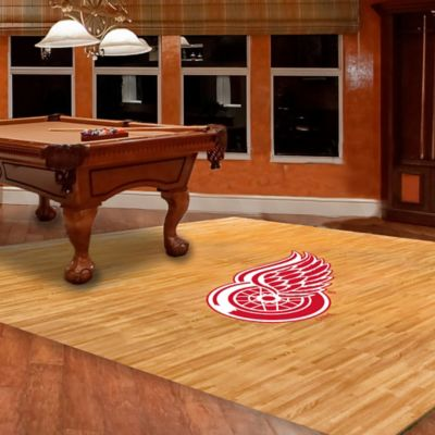 NHL Detroit Red Wings Foam Fan Floor