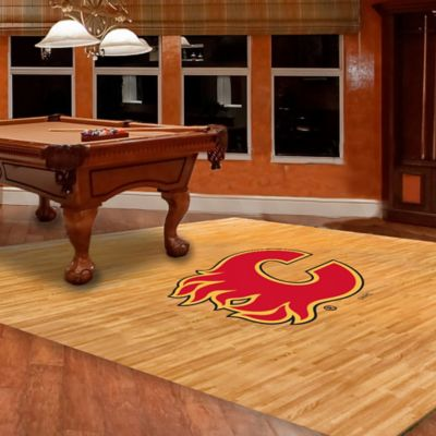 NHL Calgary Flames Foam Fan Floor